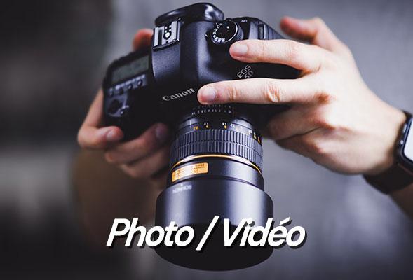 Reportage événementiel Photo et vidéo - Shooting Photo